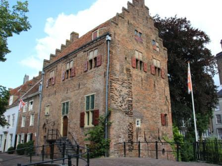 Battlements house