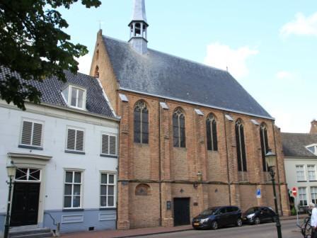 Saint Agatha chapel